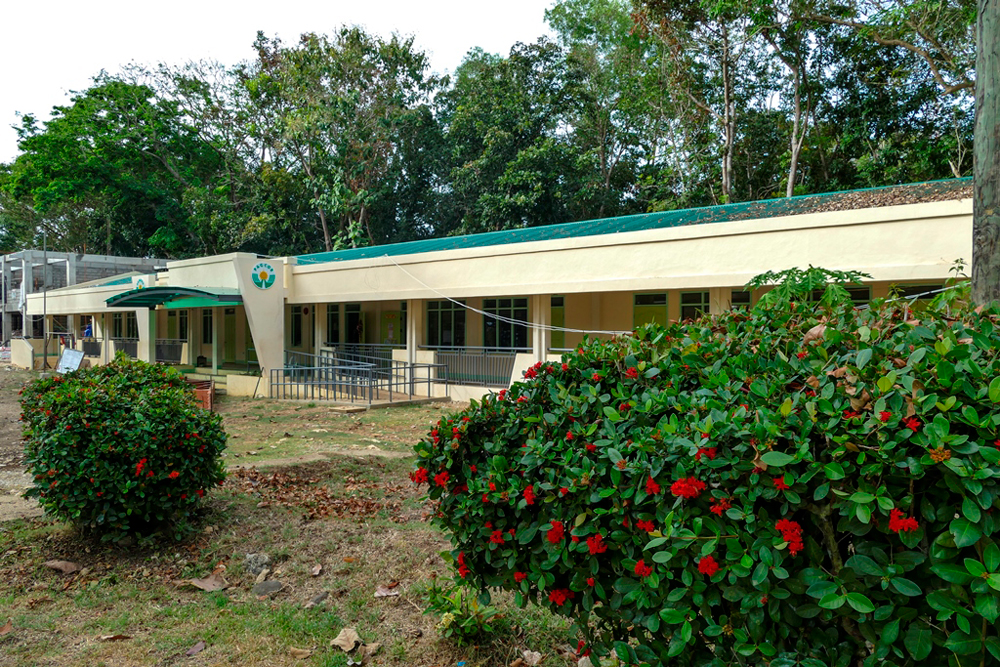 2 schools in Siquijor get 15 new PAGCOR classrooms in time for opening of classes
