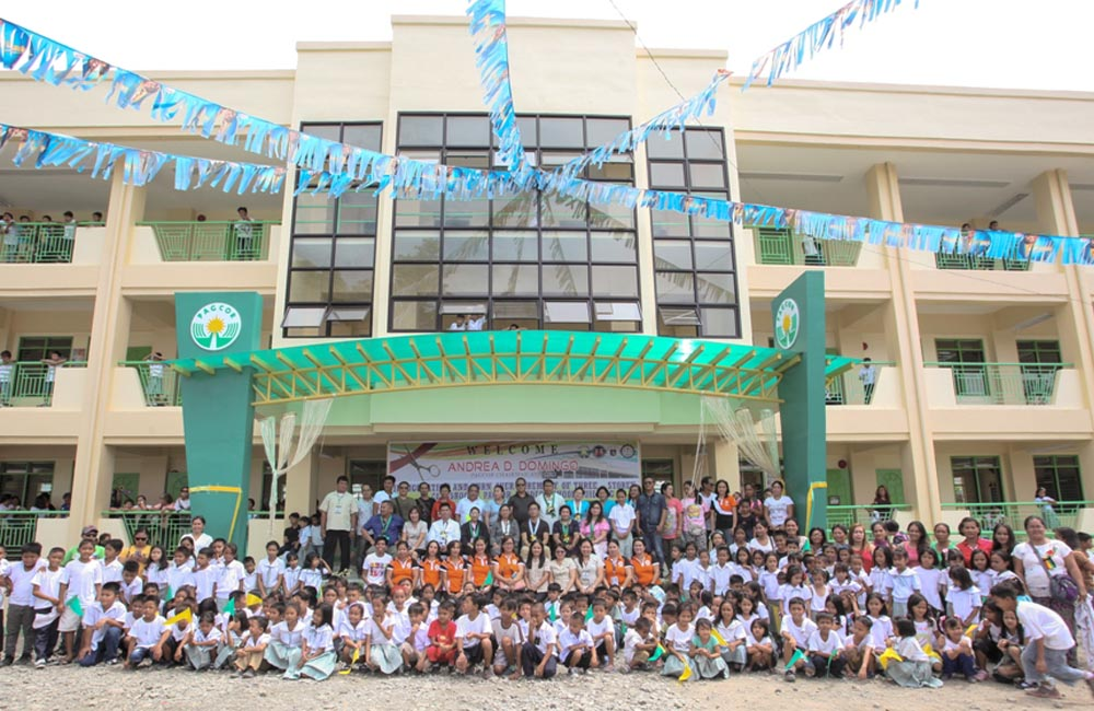 First PAGCOR School Building in Butuan City inaugurated