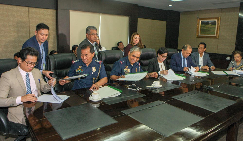 HPG upgrades IT dispatch system with PAGCOR's P4-million financial grant