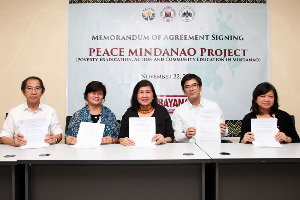 Indigenous communities in Mindanao to get better access to quality education