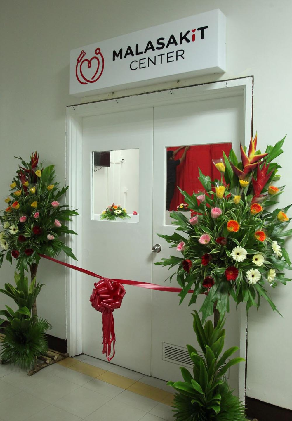 Malasakit Center at the Lung Center of the Philippines inaugurated