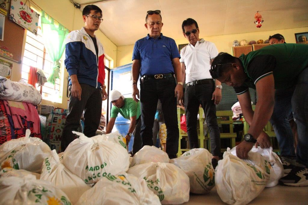 Pagcor delivers timely aid to landsline typhoon victims in central and northern luzon