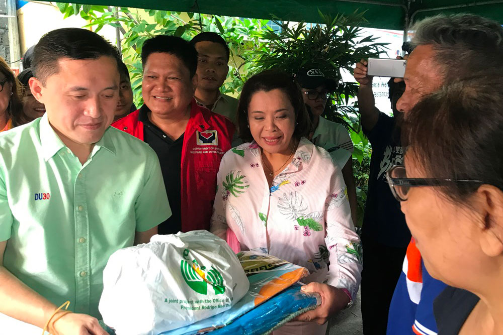 PAGCOR provides timely aid to fire victims in Manila and Muntinlupa