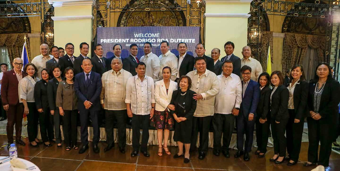 PAGCOR recognizes licensed casino's contributions to nation-building
