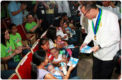 PNoy joins PAGCOR in Christmas cheers